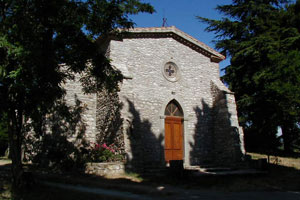 The Saint Mammès Chapel